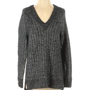 Rag & Bone Wool Gray Pullover Sweater Size Small